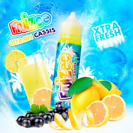 CITRON CASSIS E-Liquide