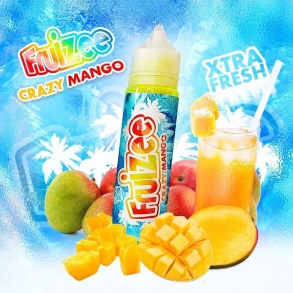 CRAZY MANGO E-Liquide