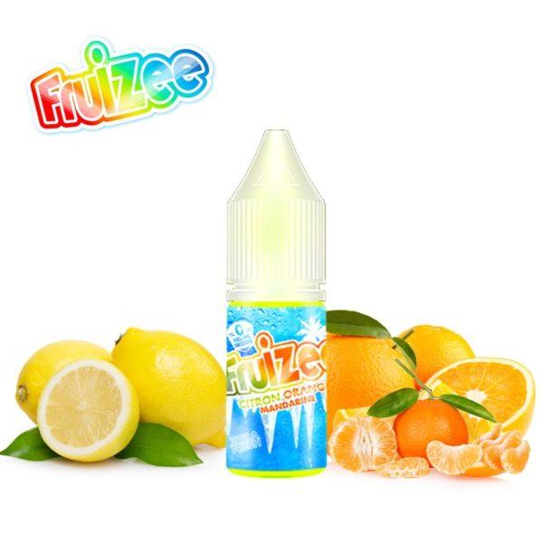 CITRON ORANGE MANDARINE E-Liquide
