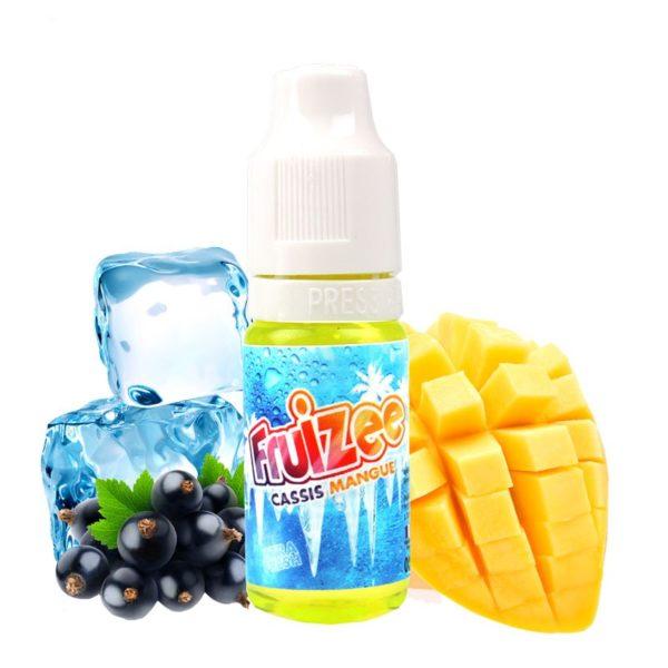 CASSIS MANGUE E-Liquide