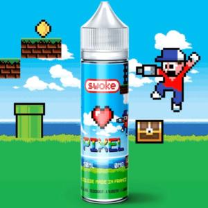 E Liquide Pixel 50ml Swoke 300x300, Vapeurs de Breizh
