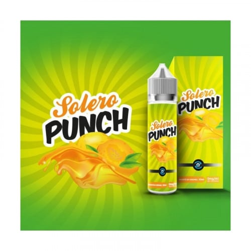 SOLERO PUNCH E-Liquide