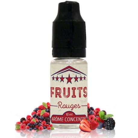 FRUITS ROUGES Arômes