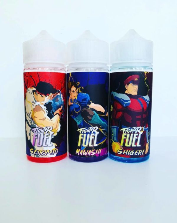 SHIGERI E-Liquide